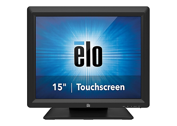 Elo Desktop Touchmonitors 1517L IntelliTouch - LED monitor - 15""