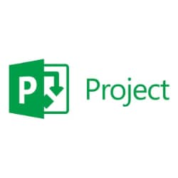 Microsoft Project Standard - license - 1 device