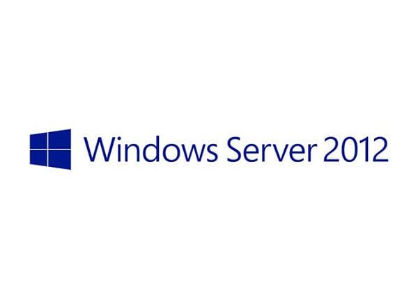 Microsoft Windows Server Standard Edition - license - 2 processors