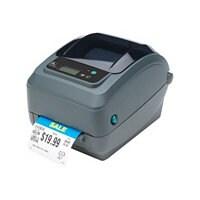 Zebra GX Series GX420t - label printer - monochrome - direct thermal / ther