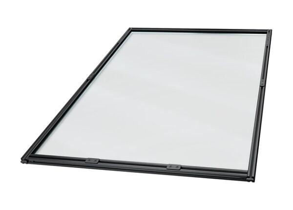 APC rack duct panel