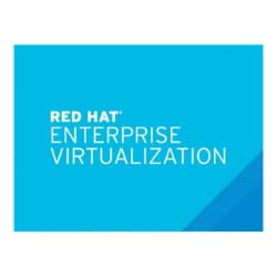 Red Hat Enterprise Virtualization - standard subscription (renewal) (1 year