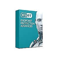 ESET Endpoint Protection Advanced - subscription license (1 year) - 1 user