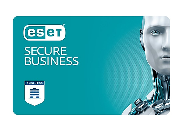 ESET Secure Business - subscription license renewal (1 year) - 1 seat