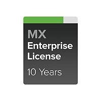 Cisco Meraki MX60 Enterprise - subscription license (10 years) - 1 license