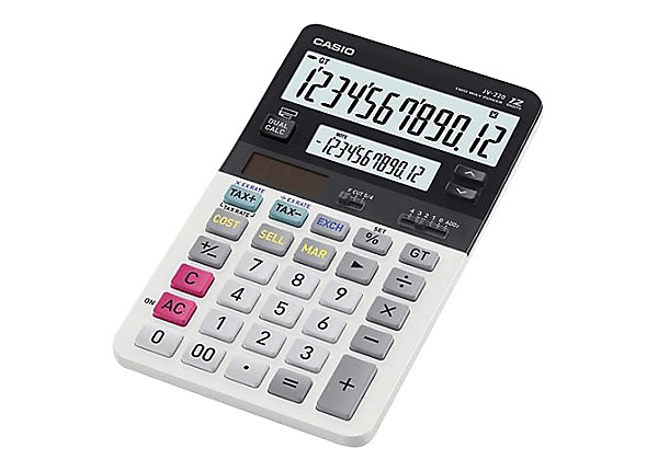 Casio JV-220 - desktop calculator