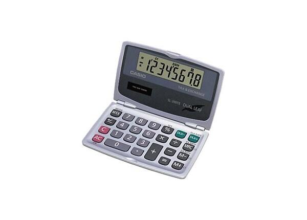 Casio SL-200TE - pocket calculator