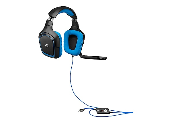 Logitech Wired Gaming Headset G430