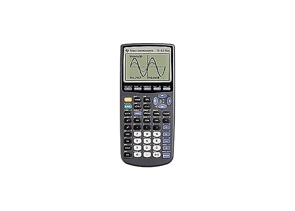 Texas Instruments TI-83 Plus - graphing calculator