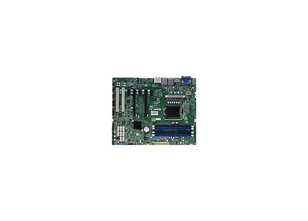 SUPERMICRO X10SAE - motherboard - ATX - LGA1150 Socket - C226