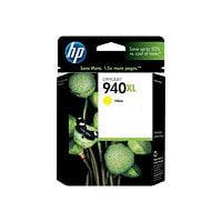HP 940XL - High Yield - yellow - original - ink cartridge