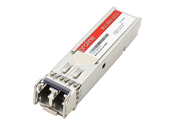 Proline Cisco ONS-SC-GE-LX Compatible SFP TAA Compliant Transceiver - SFP (