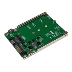 StarTech.com M.2 NGFF SSD to 2.5in SATA Adapter Converter - storage control