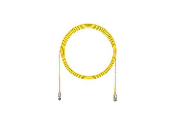 Panduit TX6-28 Category 6 Performance - patch cable - 10 ft - yellow