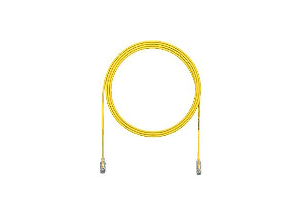Panduit TX6-28 Category 6 Performance - patch cable - 12 ft - yellow