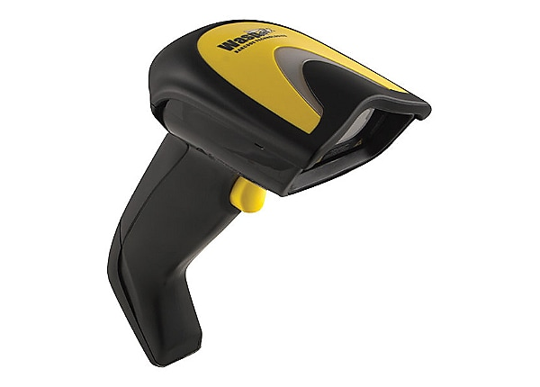 Wasp WLS9600 Laser Barcode Scanner w/ USB Cord
