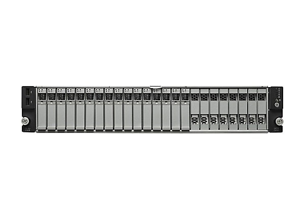 Cisco UCS C240 SingleConnect Performance SmartPlay Expansion Pack - rack-mo