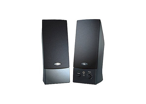Cyber Acoustics CA-2016WB 2.0-Channel Speaker System