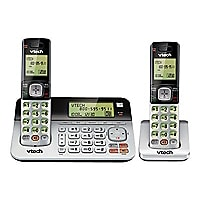 VTech CS6859-2 - cordless phone - answering system with caller ID/call wait