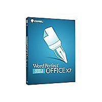 WordPerfect Office X7 Home and Student Edition - box pack