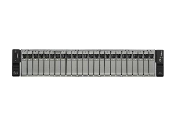 Cisco UCS C240 M3 High-Density Rack-Mount Server Small Form Factor (Not a s