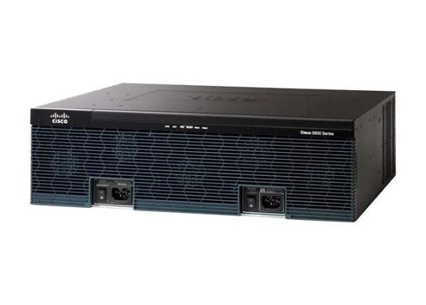 Cisco 3925 - router - desktop