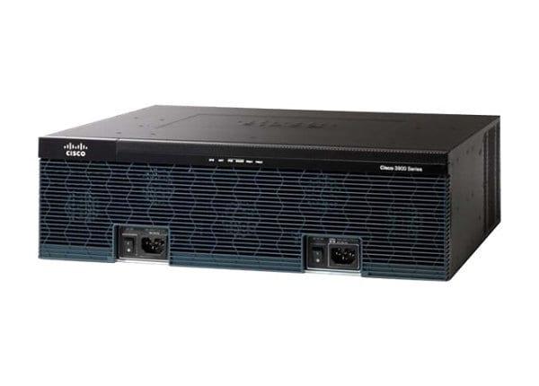 Cisco 3925E - router - desktop