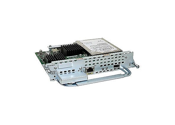 Cisco Wide Area Application Services (WAAS) Network Module - application ac