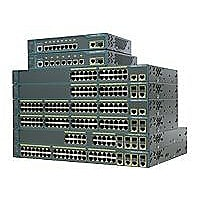 Cisco Catalyst 2960-48TT - switch - 48 ports - managed - rack-mountable