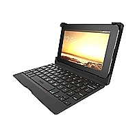 "ZAGG 7"" Auto-Fit keyboard and folio case"