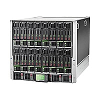 HPE BLc7000 Platinum Single-Phase Enclosure w/6 Power Supplies and 10 Fans