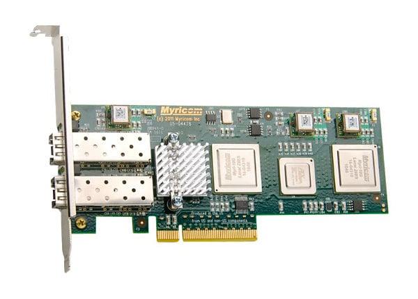 Myricom 10G-PCIE2-8C2-2S - network adapter