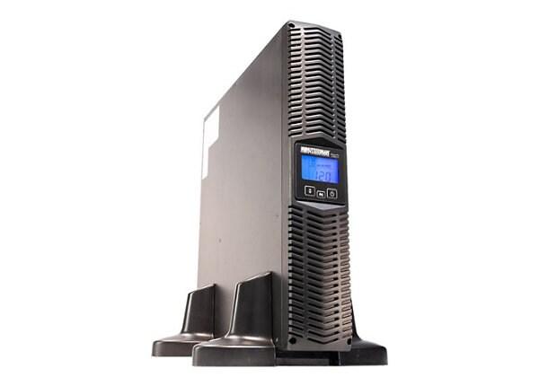 Minuteman EnterprisePlus LCD E750RTXL2U - UPS - 600 Watt - 750 VA