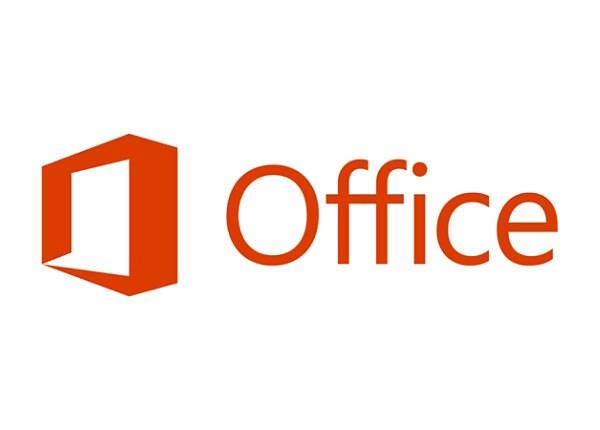 Microsoft Office Standard - software assurance