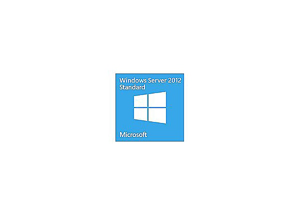 Microsoft Windows Server 2012 R2 Standard - license - 2 processors