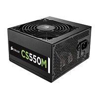 CORSAIR CS Series CS550M - power supply - 550 Watt