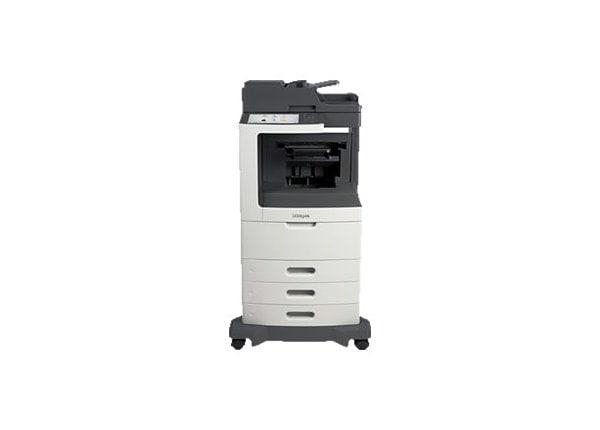 Lexmark MX811dtfe - multifunction printer - B/W