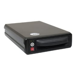 CRU DataPort HotDock - storage enclosure - SATA 3Gb/s - eSATA, USB 3.0