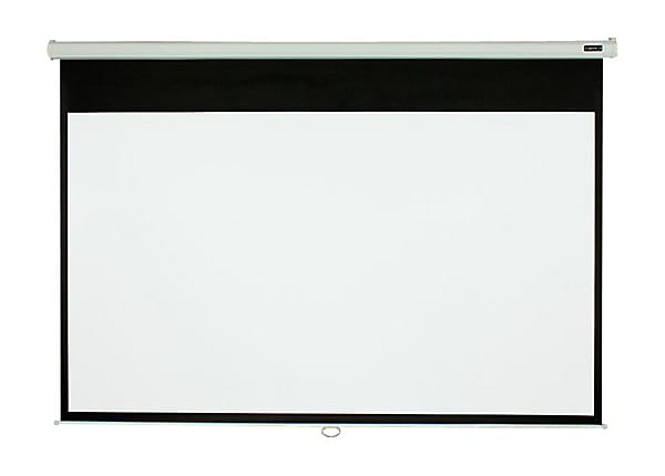 EluneVision Triton Manual High Definition Format - projection screen - 106""