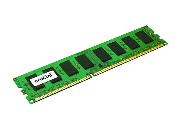 Crucial - DDR3 - 8 GB - DIMM 240-pin - unbuffered