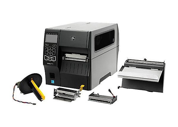 Zebra ZT400 Series ZT410 - label printer - B/W - direct thermal / thermal t