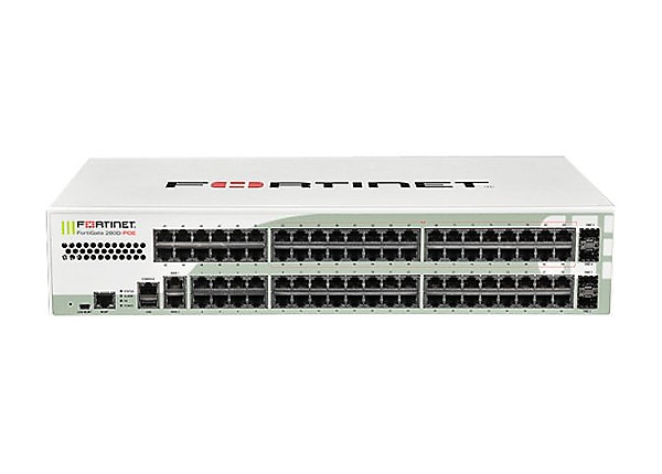 Fortinet FortiGate 280D-POE - security appliance
