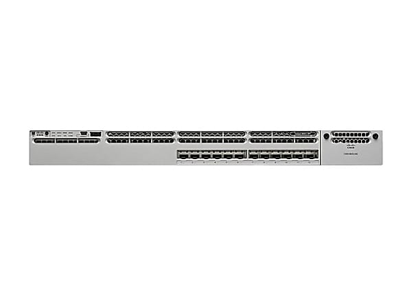 Cisco Catalyst 3850-12S-S 12-Port Fast Ethernet Switch