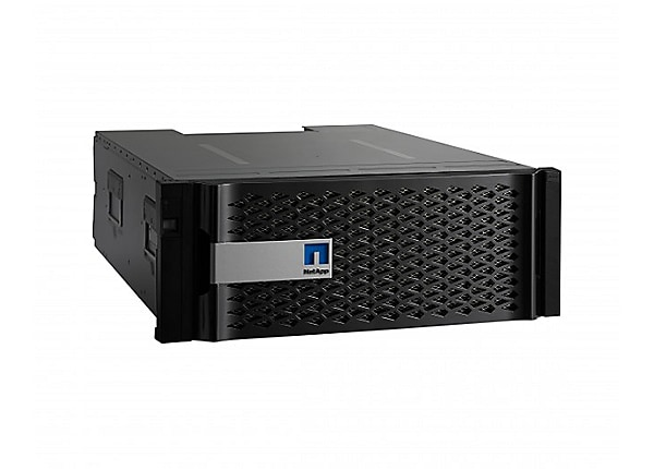 NetApp 24TB FAS2554 Dual-Controller System
