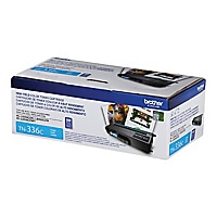 Brother TN-336C - High Yield - cyan - original - toner cartridge