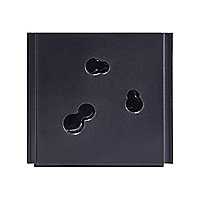 AMX HPX-P250-PC-IN - modular facility plate snap-in