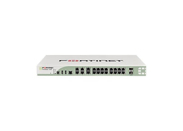 Fortinet FortiGate 100D - security appliance