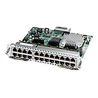Cisco SM-X Layer 2/3 EtherSwitch Service Module - switch - 24 ports - manag