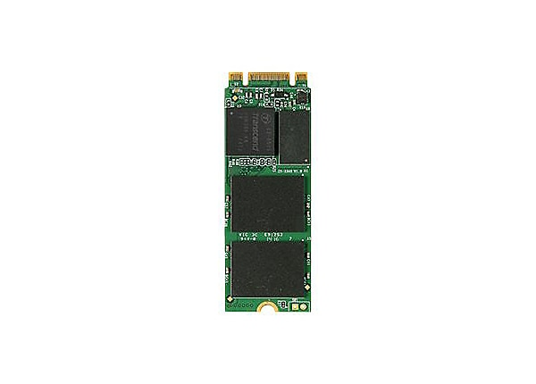 Transcend MTS600 - solid state drive - 128 GB - SATA 6Gb/s