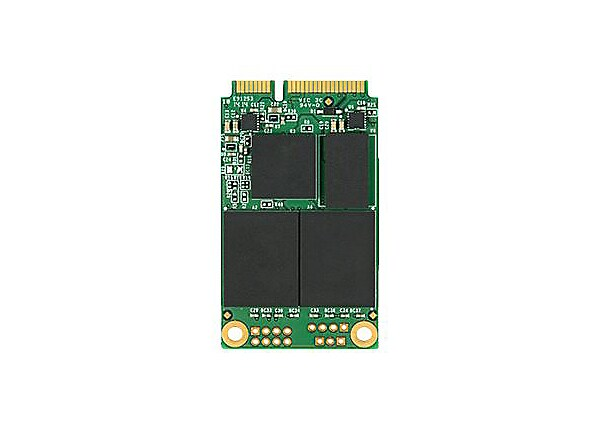Transcend MSA370 - solid state drive - 256 GB - SATA 6Gb/s